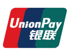 We accept UnionPay